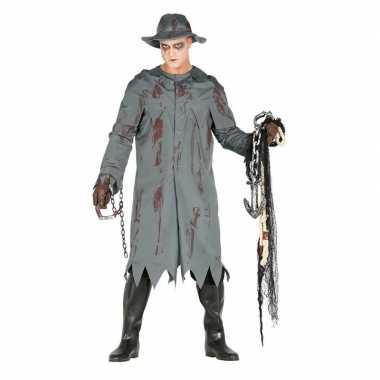 Halloween visserman verkleed kostuum heren