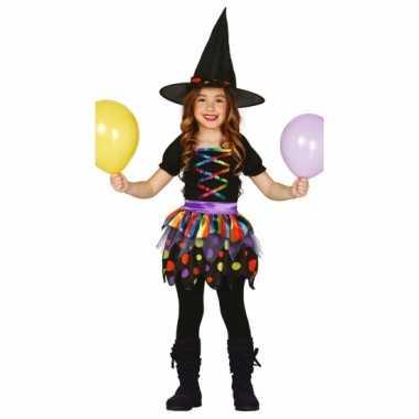 Heksen kinder kostuum hoed