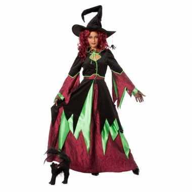 Heksen kostuum dames