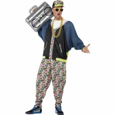 Hip hop kostuum heren
