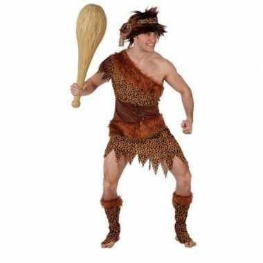 Holbewoner/caveman atouk verkleed kostuum heren