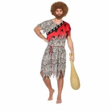 Holbewoner/caveman thag verkleed kostuum heren