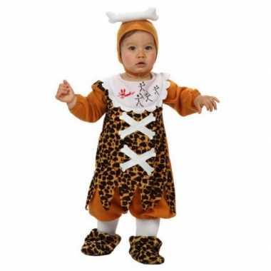 Holbewoner kostuum babies