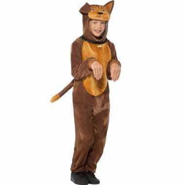 Hond onesie dierenpak kostuum kinderen