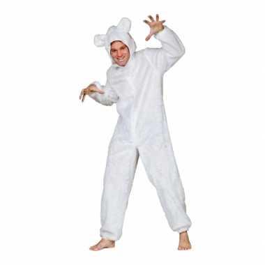 Ijsbeer verkleed kostuum