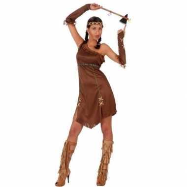 Indianen honovi verkleed pak/kostuum dames