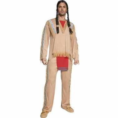 Indianen kostuum heren