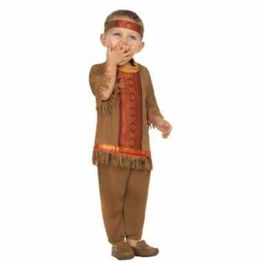 Indianen kostuum peuters