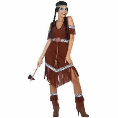 Indianen nahele verkleed pak/kostuum dames