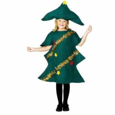 Kerstboom kostuum kinderen