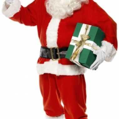 Kerstheren kostuum heren