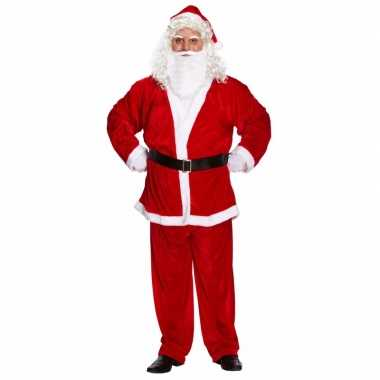 Kerstman kostuum heren xxl