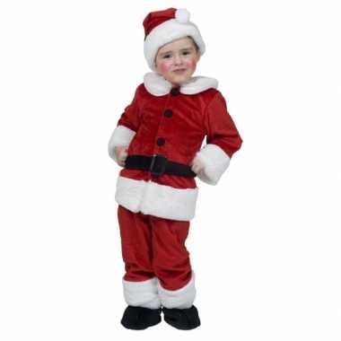 Kerstman kostuum peuters