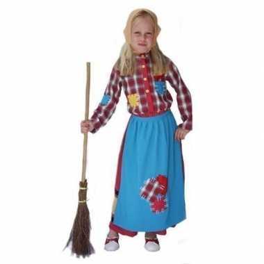 Kinder Carnavalskostuum heks