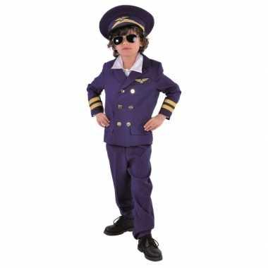 Kinder Carnavalskostuum piloot