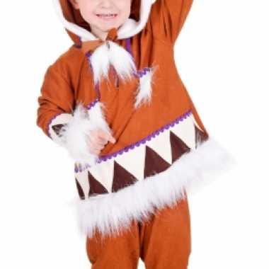 Kinder eskimo kostuums