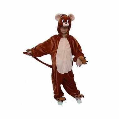 Kinder muis kostuum bruin