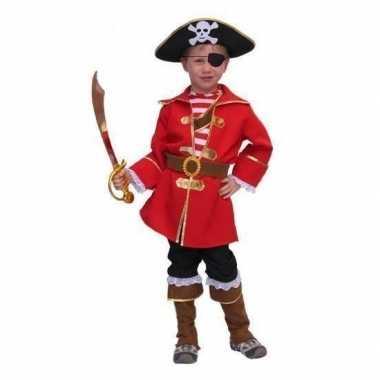 Kinder piraten verkleed kostuum