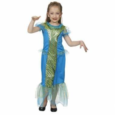 Kinderen zeemeerminnen kostuum