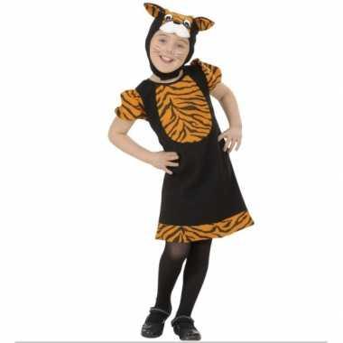 Kleuter Carnavalskostuum tijger