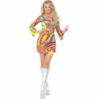 Kostuum Hippie jurkje