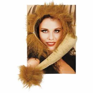 Leeuwen verkleed kostuumje