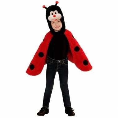 Lieveheersbeestje peuter kostuum