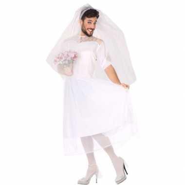 Man bruid fun verkleed kostuum heren