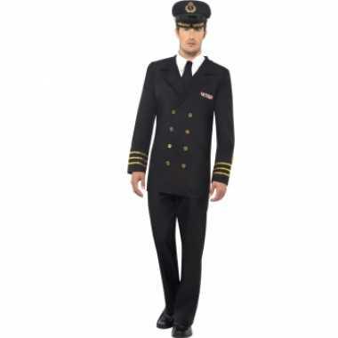 Marine officier kostuum heren
