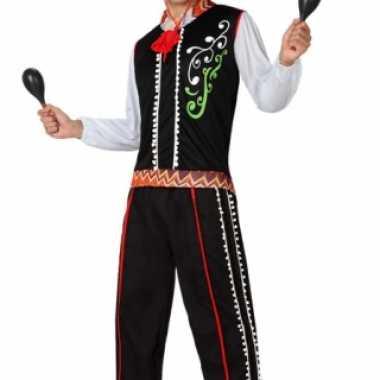 Mexicaans kostuum heren