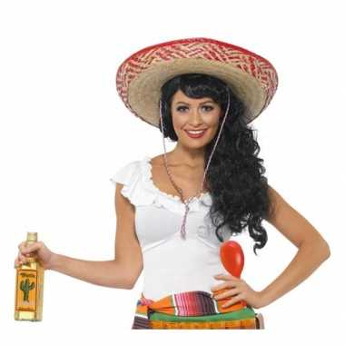 Mexicaanse verkleedkostuum dames