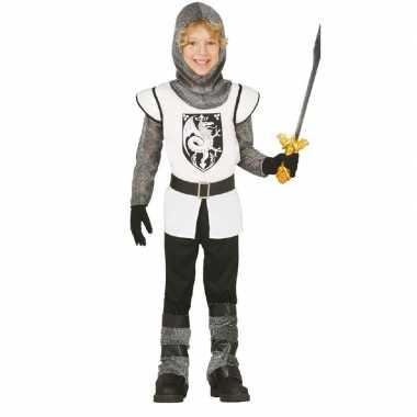 Middeleeuwse ridder verkleed kostuum kinderen