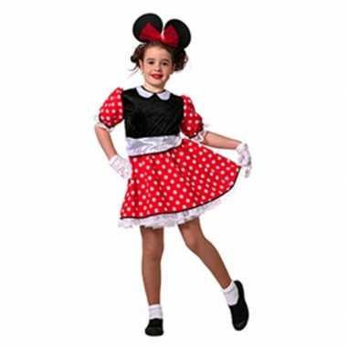 Minnie Mouse verkleed kostuum kind