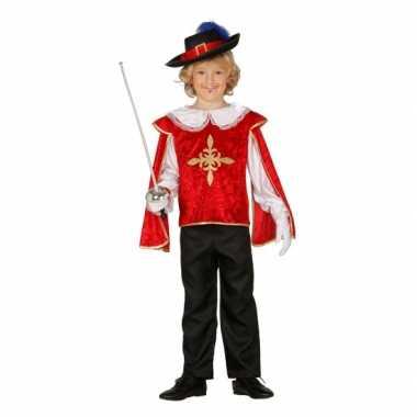 Musketiers kostuums kinderen