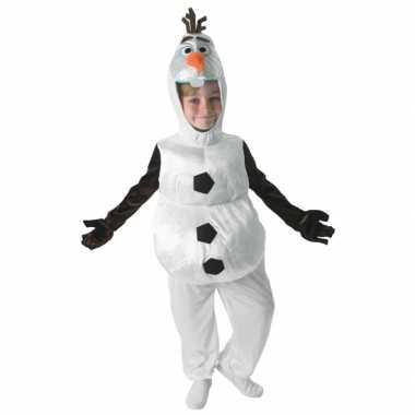 Olaf Frozen verkleed kostuum kinderen