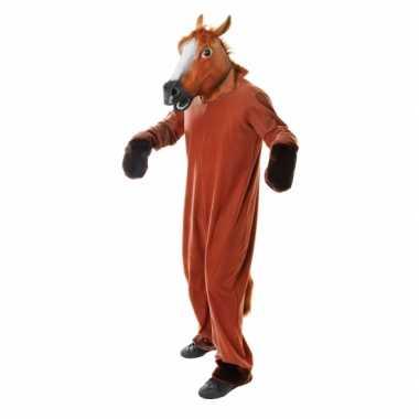Paarden verkleedkostuum