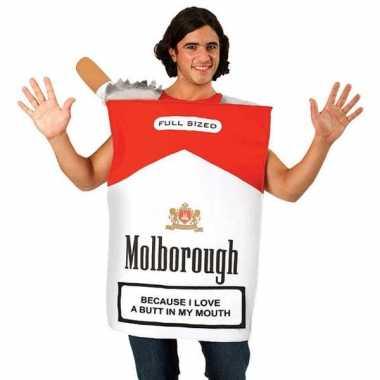 Pakje sigaretten kostuum molborough