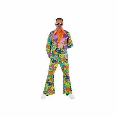Peace Disco kostuum heren
