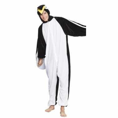 Pinguin dierenkostuum kinderen