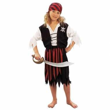 Piraten kostuum een kinderen