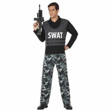 Politie swat verkleed pak/kostuum volwassenen