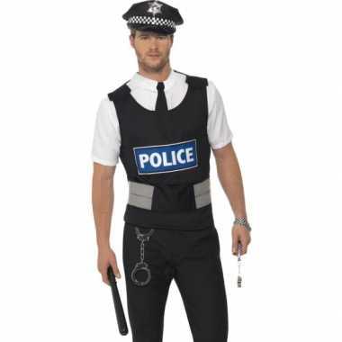 Politie verkleed kostuum volwassenen