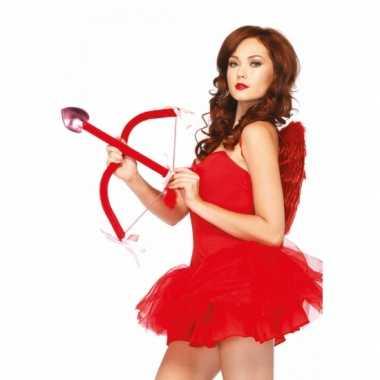 Rode cupido kostuum