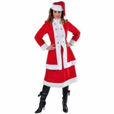 Russische kerst kostuum dames