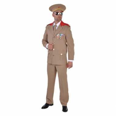 Russische officier kostuum