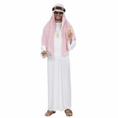 Saudi Arabier kostuum heren