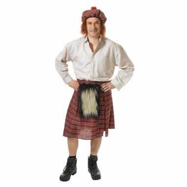 Schots kostuum heren
