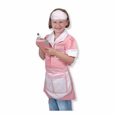 Serveerster kostuum kinderen