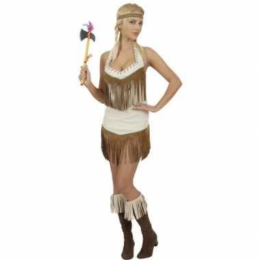 Sexy indiaan kostuum dames