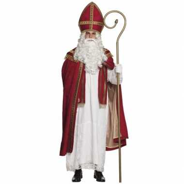 Sinterklaas budget sinterklaas kostuum volwassenen